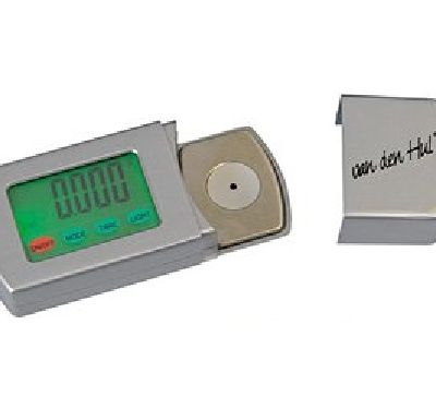 Cartridge-Tracking-Force-Meter